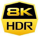 8Kの「K」は「角」?ソニー 8K HDRロゴデザイン