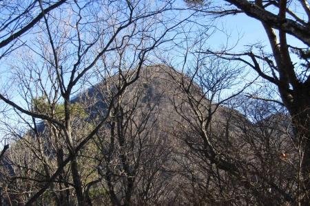 171222矢筈山~モロコシ山~子双山~鈴ヶ岳 (24)s