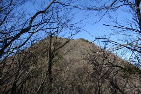 171222矢筈山~モロコシ山~子双山~鈴ヶ岳 (26)s