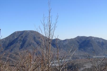 171222矢筈山~モロコシ山~子双山~鈴ヶ岳 (36)s