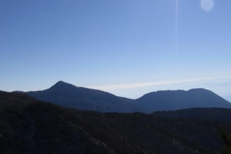 171222矢筈山~モロコシ山~子双山~鈴ヶ岳 (47)s