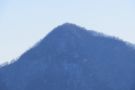 171222矢筈山~モロコシ山~子双山~鈴ヶ岳 (50)s