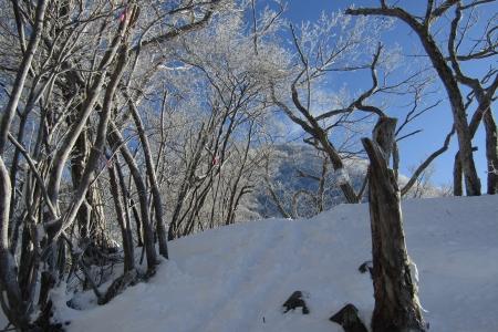 180107黒檜山~小地蔵岳 (10)s
