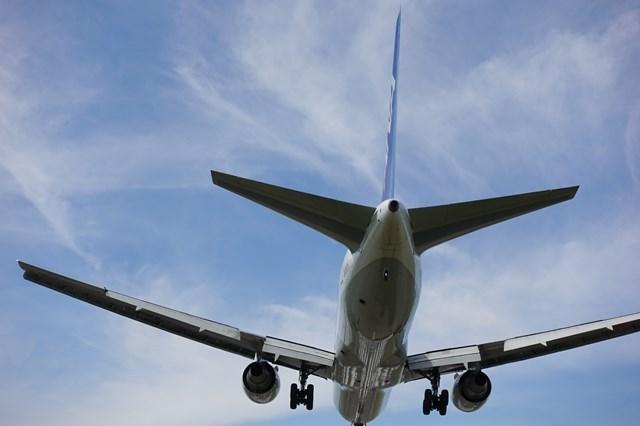 4 大阪国際空港 飛行機 (6)