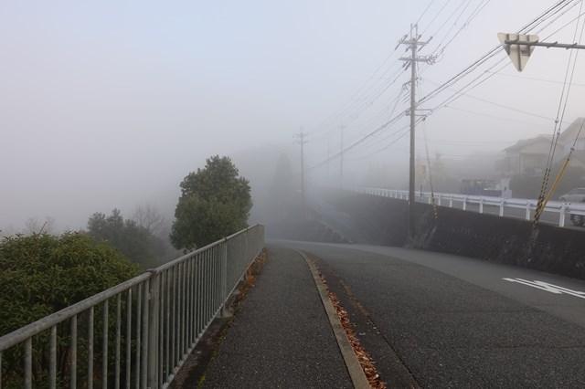 1 霧の風景 有野 (2)