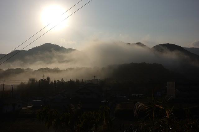 1 霧の風景 有野 (3)