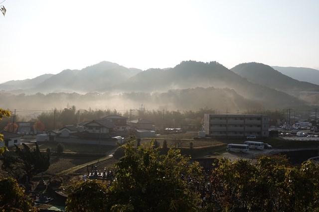 1 霧の風景 有野 (4)