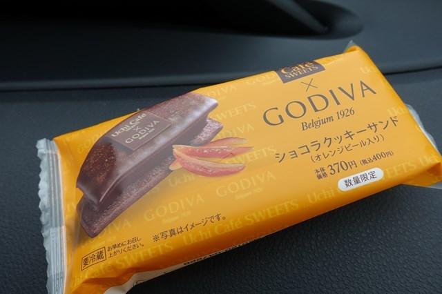 4 GODIVA 濃厚ショコラケーキ&ショコラクッキーサンド (4)