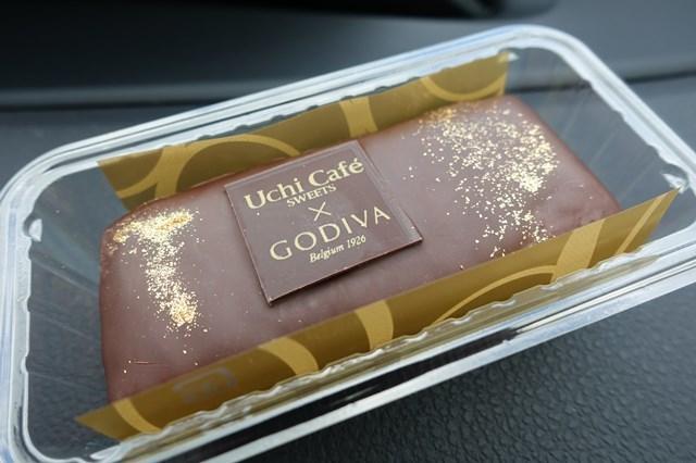4 GODIVA 濃厚ショコラケーキ&ショコラクッキーサンド (5)