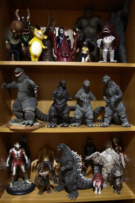 怪獣コレクション