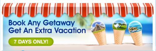 extra vacation