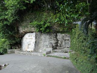 百十踏揚の墓