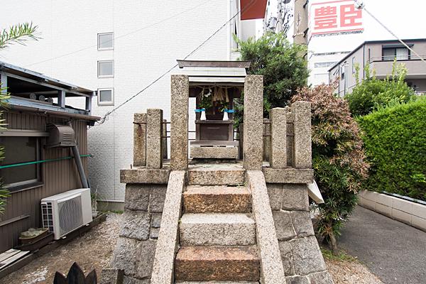 内浜秋葉神社社殿