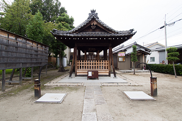 切戸町斎宮社拝殿