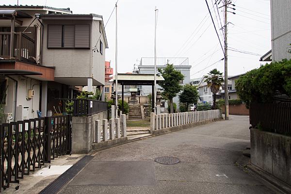 八田秋葉社
