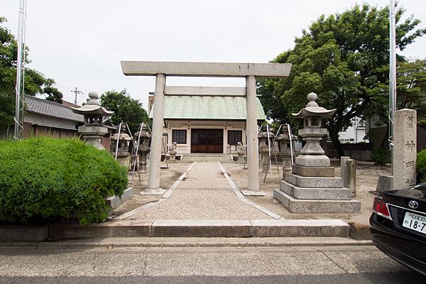 万町神明社