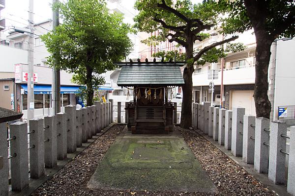 西町神社本社