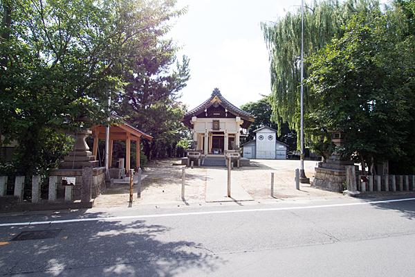 戸田八幡社
