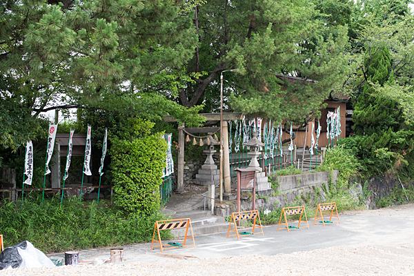 黒體龍王大神社