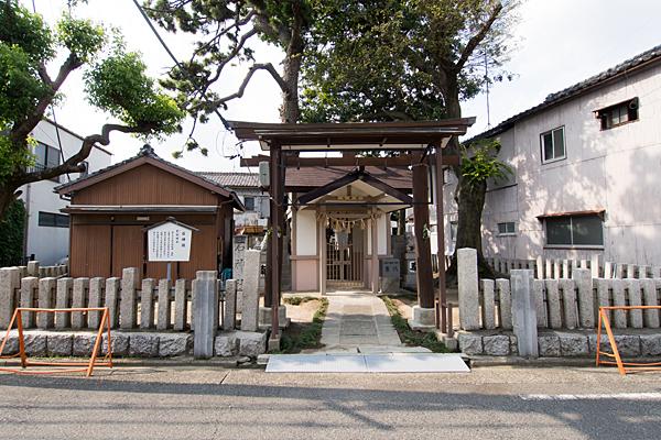 中村本町石神社