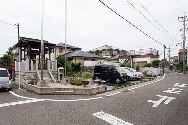 野田秋葉社
