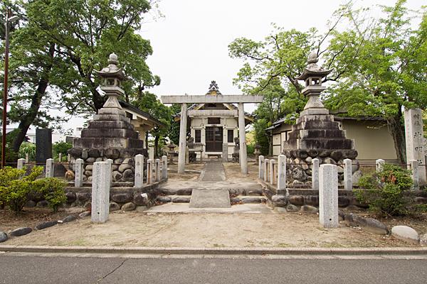 大当郎神明社