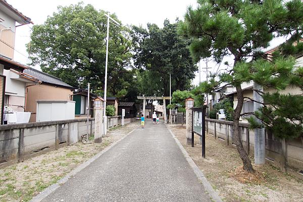 熊野三社参道