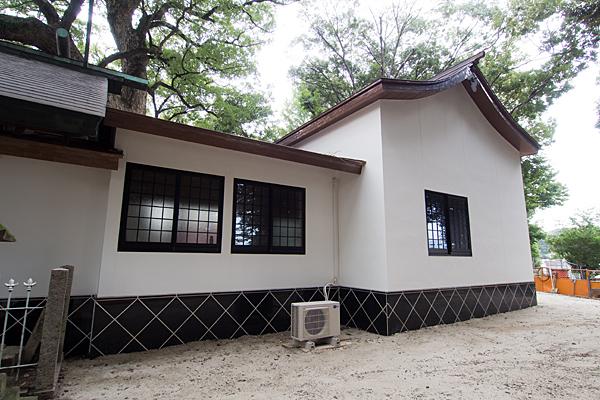 熊野三社社殿