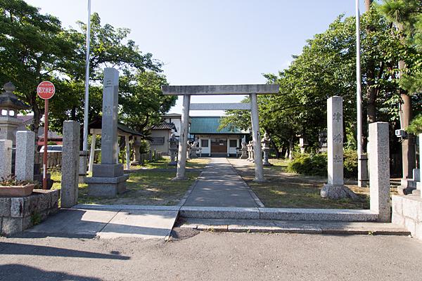榎津三輪社