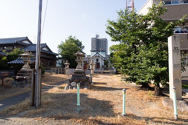 供米田神明社