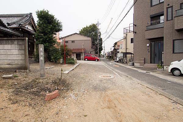 呼続2秋葉神社東海道