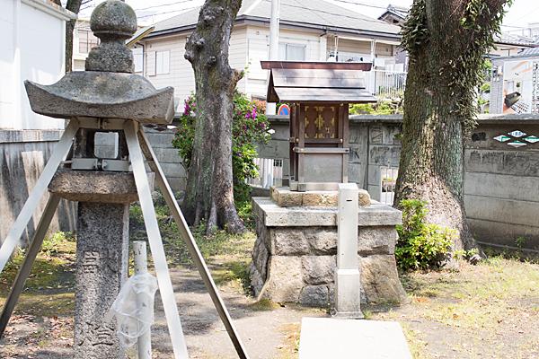 土江神社境内社