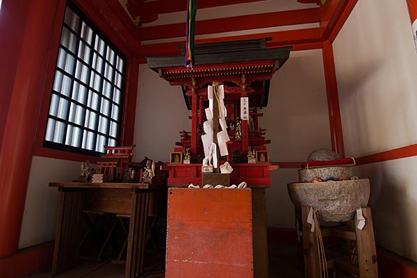 豊藤稲荷神社奥の院