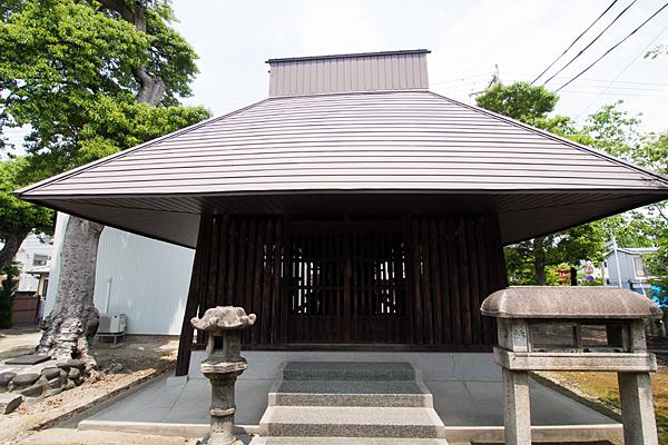 岩塚八幡社本殿