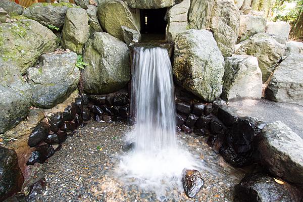 椿大神社かなえ滝