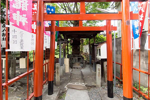 中島八幡社龍神社