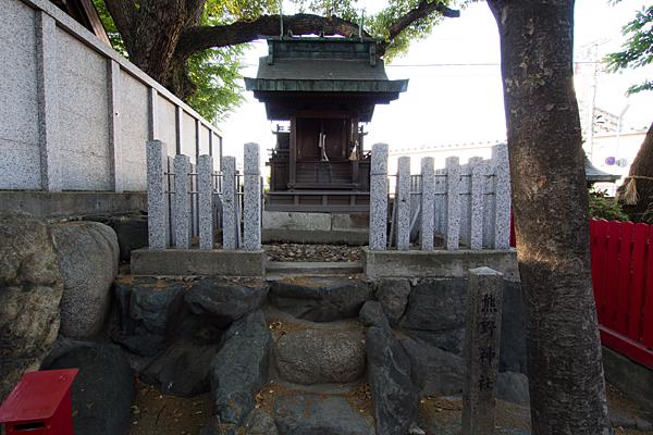 愛知神明社熊野社