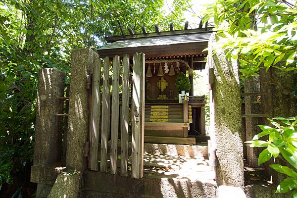 外土居神社本社