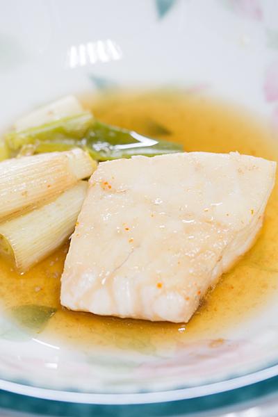 鯛の和風煮