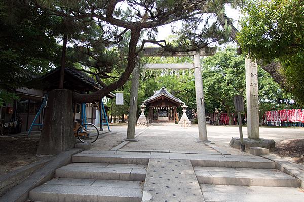 本願寺八幡社
