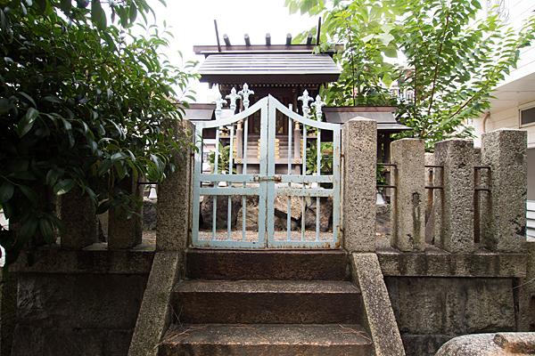 内浜神社社殿