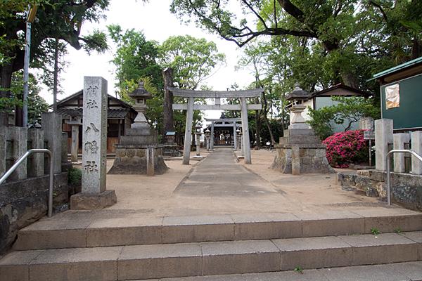 東栄町八幡社