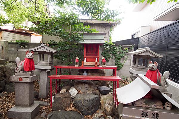柳島神社末広稲荷