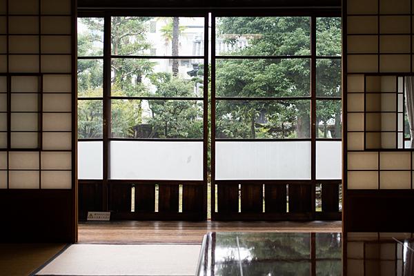 豊田佐助邸和室
