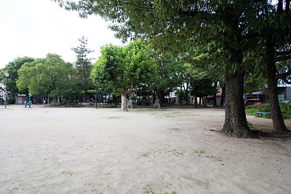 日之宮神社日ノ宮公園