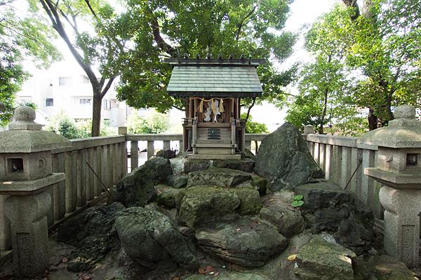 日之宮神社本社