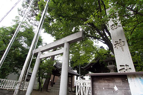 野田三狐神社