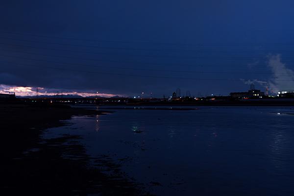 塩浜工場夜景