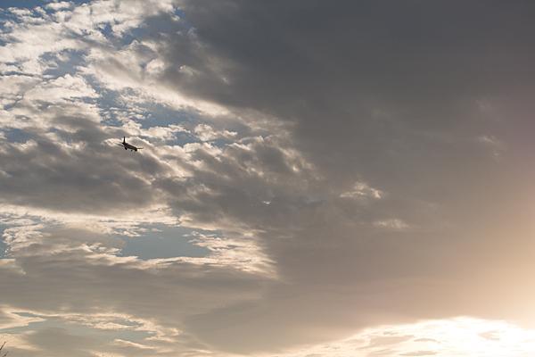 飛行機のいる空11