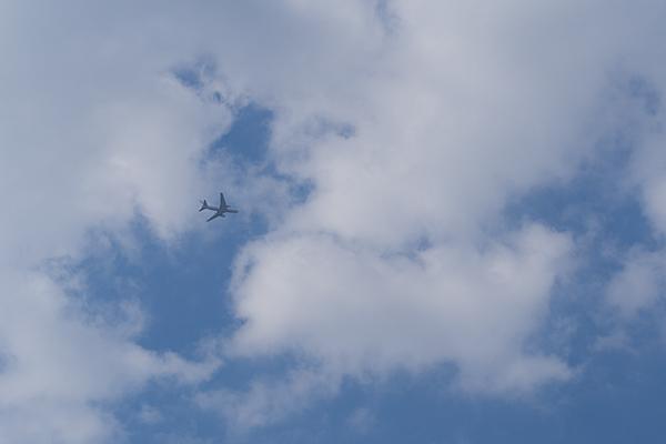 飛行機のいる空5